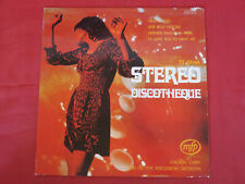 LP  CHICKEN CURRY : STEREO DISCOTHEQUE - LATIN JAZZ FUNK - EL CHICLES