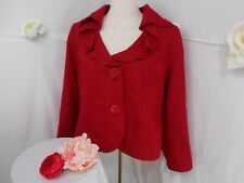 *NWT!~ CATO~Winter Coat(Lined)~Red~18W~