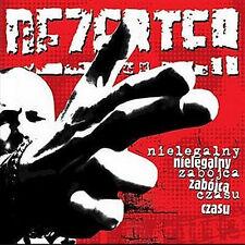 Dezerter - Nielegalny zabojca czasu (CD) 2013 NEW