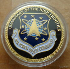Air Force 24K GOLD  PLATED 40 mm  Challenge  COIN  #10b