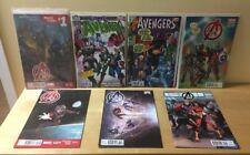 Lot x 13 Avengers #24-44 (2015) Marvel reg + VARIANTS UNREAD HIGH GRADE
