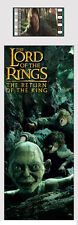 Film Cell Genuine 35mm Laminated Bookmark Lord of the Rings Return of the King