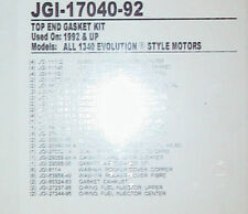 92-99 Evolution ENGINE TOP END GASKET KIT W/ MLS HEAD GASKETS USA 17040-92-MLS