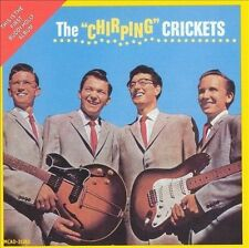 "Buddy Holly, The ""Chirping"" Crickets Audio CD"