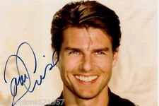 Tom Cruise + + AUTOGRAFO + + + + Hollywood-SUPERSTAR + +