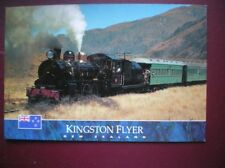 THE KINGSTON FLYER AN AB CLASS STEM LOCO BTWEEN KINGSTON & FAIRLIGH QUEENSTOWN