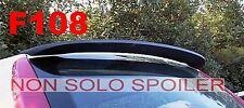 SPOILER ALETTONE PUNTO 5P  GREZZO IN POLIDUR F108G-TR108-1