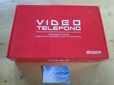 VIDEOTELEFONO Telecom Italia -COLORE ANTRACITE- SIGILLATO-Video Telefono-AFFARE!