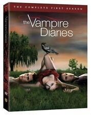 The Vampire Diaries: The Complete First Season  (DVD, 2010, 5-Disc Set)