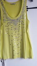 LADIES  SEQUIN TOP SIZE 16
