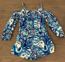 LILLY PULITZER girls S Candice romper