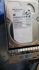 "Dell Equallogic 1TB SATA 3.5"" HARD DRIVE PS6000 PS6000E PS5000E PS4000E + CADDY"