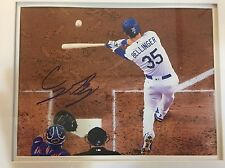Dodgers CODY BELLINGER  Signed Framed and Matted  11x14 Photo NL ROY BECKETT BAS