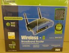 NEW Cisco Linksys WRT54GL 2.4GHz 802.11g Wireless-G Broadband Router