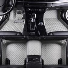 Tappetini per Auto Finta pelle Mercedes Benz Classe C/ AMG Coupe -c204