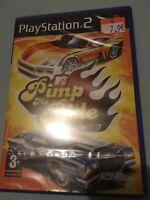 ❤️ Playstation 2 Ps2 Neuf Sous Blister Pal Fr Pimp My Ride Street Racing Mtv