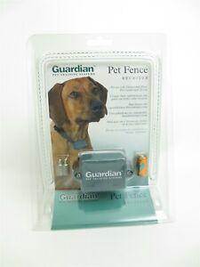 NEW Guardian Pet Fence Receiver Training System NIB [B3]