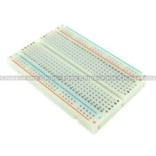 Mini Universal Solderless Breadboard 400 Contacts Tie-points Available CF