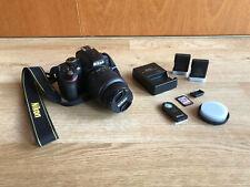 Cámara Fotográfica SLR Nikon D3200
