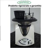 VORWERK BIMBY TM 31 RICONDIZIONATO E GARANTITO COMPLETO DI ACCESSORI