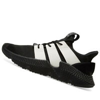 ADIDAS MENS Shoes Prophere - Core Black, White & Shock Lime - B37462