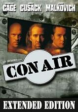 Con Air Unrated Extended Cut 0786936306378 With Nicolas Cage DVD Region 1