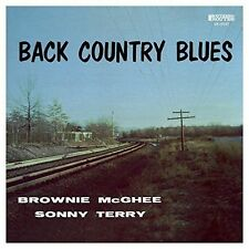 Back Country Blues: 1947-55 Savoy Recordings [Digipak] * by Brownie McGhee...