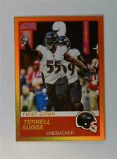 2019 Score Football First Down #84 Terrell Suggs /10