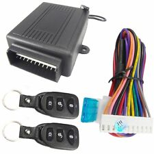 Universal Car SUV Remote Control Central Door Lock Locking Keyless Entry System