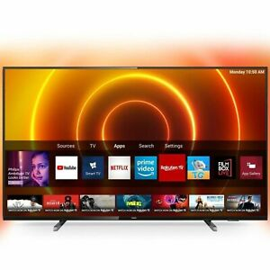 """Philips 50PUS7805/12 50"""" 4K Ultra HD Smart LED TV with Ambilight"""