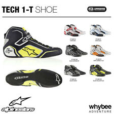 2710015 Alpinestars TECH 1-T RACE BOOTS Lightweight Nomex Fireproof FIA Approved