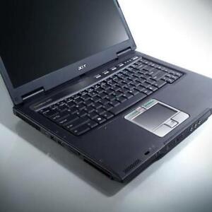 "[C] ACER TravelMate 6592 laptop 15.4"" C2D T7300@2.00GHz 2GBRAM 80GBSSD Win7 DVD"