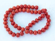 Vintage Mediterranean Coral Beads
