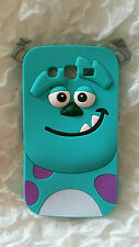UK-SILICONE CASE MONSTER for SAMSUNG GALAXY GRAND I9082/GRAND NEO I9060