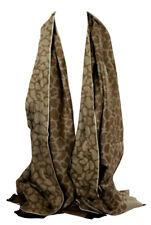 Leopard Print Warm & Soft Blanket Cashmere Style Shawl Scarf Wrap Stole