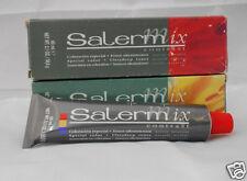 SALERM MIX CONTRAST Natural Actives Ultra Deep Tones Special Hair Color ~ 2,1 oz