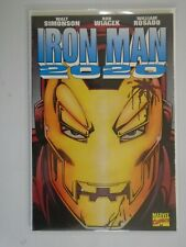 Iron Man 2020 #1 6.0 FN (1994)