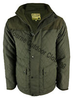 Mens Country Estate Lewis Fleece Lined Quilted Jacket