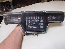 Excellent Speed Alert Speedometer 1968 1969 1970 Buick Riviera 68 Electra Wildca
