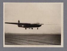 AIRSPEED HORSA YOUNGEST GLIDER PILOT REGIMENT 1944 ORIGINAL VINTAGE PRESS PHOTO