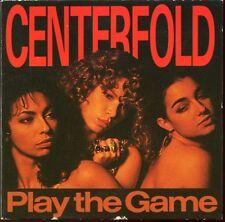 CENTERFOLD - PLAY THE GAME - CARD SLEEVE 3 INCH 8 CM CD MAXI