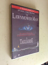 film in dvd il tagliaerbe the lawnmower man blisterato