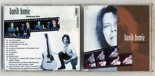 Cd DAVID BOWIE Eternal life - PERFETTO Paris Montmartre 1999 Live Tour