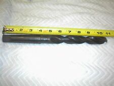 "7/8"" Hs Drill Bit Morse Taper Hercules Usa Made Good"
