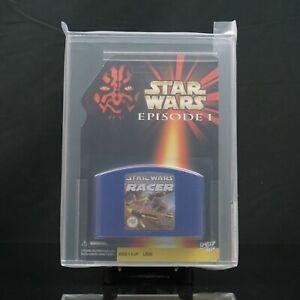 Nintendo 64 - Star Wars Episode I: Racer Classic Edition [VGA 85+] Limited Run
