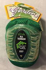 Tommyco GAR227 Honeycomb Gel All Terrain Knee Pads Green. New
