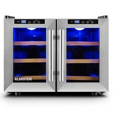 (B-WARE) Design Weinkühlschrank Getränkekühler Hotel Minibar Weinlagerung für
