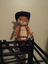 ty BEANIE BABIES Puss In Boots NWT