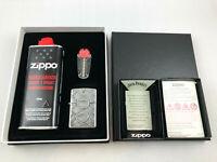 Zippo Feuerzeug Jack Daniel's Fass Emblem Christmas 2019 Geschenk Set - 60005014