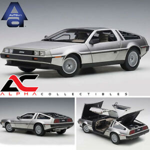 AUTOART 79916 1:18 DELOREAN DMC-12 SATIN FINISH